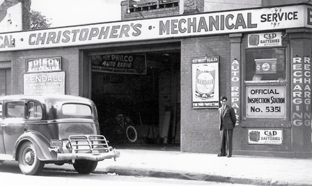 Christopher's Auto Parts in Northeast Philly, PA Since 1930